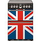 more details on Stoves Sterling 600E Electric Cooker - Union Jack.