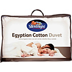 more details on Silentnight 10.5 Tog Egyptian Cotton Duvet - Kingsize.