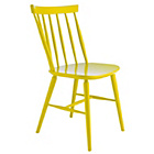 more details on Habitat Talia Yellow Dining Chair.