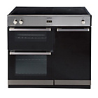 more details on Belling DB4 90Ei Induction Range Cooker - Stainless Steel