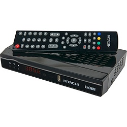 Hitachi HDR5T01 500GB Freeview+ HD Smart Digital TV Recorder