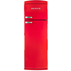 more details on Servis T60170 Retro Tall Fridge Freezer - Red.