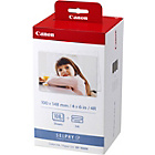 more details on Canon KP-108IN Colour Ink and Photo Paper Cartridge.