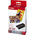 more details on Canon KC-36IP Ink and Photo Paper Set.