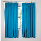 more details on ColourMatch Kids' Fiesta Blue Blackout Curtains - 168x137cm.