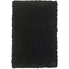 more details on ColourMatch Shaggy Rug - 170x110cm - Jet Black.