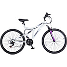 more details on Muddyfox White Orchid 26 Inch Mountain Bike - Ladies'.