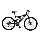 more details on Flite Phaser 2 26 Inch FS Mountain Bike - Mens'.
