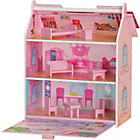 more details on Plum Hove Wooden Dolls House.