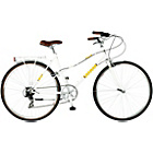 more details on Viking Continental White 19 Inch Road Bike - Ladies'.