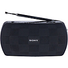 more details on Sony SRF18B Personal and Compact Radio - Black.