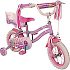 more details on Silverfox Pink Princess 12 Inch Bike - Girls'.