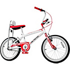 more details on One Direction 18 Inch White and Red BMX Bike - Girls'.
