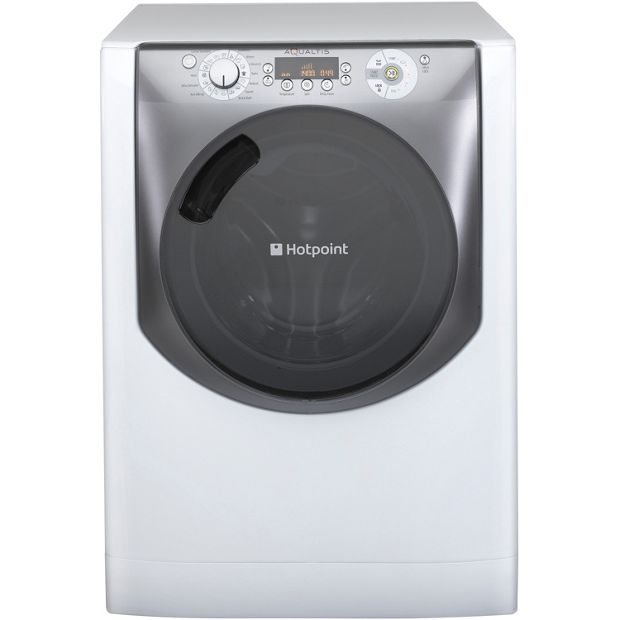 buy hotpoint aq113f497e 11kg 1200 washing machine ins. Black Bedroom Furniture Sets. Home Design Ideas