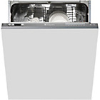 more details on Hotpoint LTF8B019C Full Size Dishwasher - Silver.
