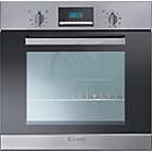 more details on Candy FPP6071 Single Electric Oven - Stainless Steel.