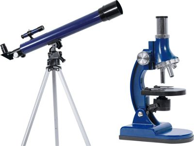 Celestron Astronomical Telescope and Microscope Package