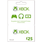 more details on Xbox LIVE �25 Gift Card.