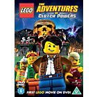 more details on LEGO® The Adventures of Clutch Powers DVD.