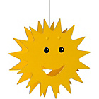 more details on Litecraft Children's Sunburst Pendant Light.