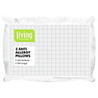 more details on Living Anti Bacterial Anti-Allergy Pair of Pillows.