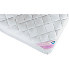more details on Silentnight Super Spring Mattress Topper - Single.