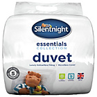 more details on Silentnight Essentials 10.5 Tog Duvet - Double.