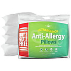 more details on Bedshield Anti-Allergy Ultra Bounce Pack of 4 Pillows.