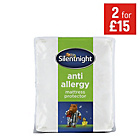more details on Silentnight Anti-Allergy Mattress Protector - Single.