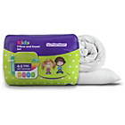 more details on Slumberdown 4.5 Tog Kids Pillow and Duvet Set - Single.