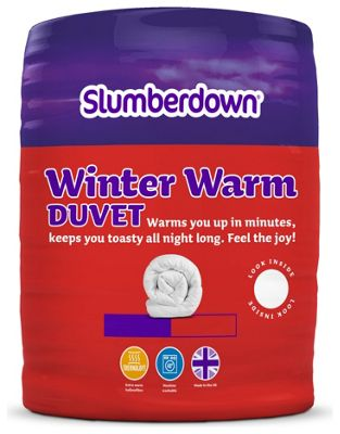Buy Slumberdown Winter Warm 15 Tog Duvet Double At Argos