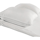 more details on DreamTime Memory Foam Topper and Pillow Set - Single.