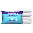 more details on Slumberdown Bouncy Pack of Pillows - 4 Pack.