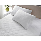 more details on Slumberdown Quilted Mattress Protector - Double.