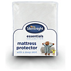 more details on Silentnight Deepskirt Mattress Protector - Single.