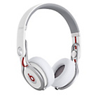 more details on Beats by Dre Mixr Over-Ear Headphones - White.