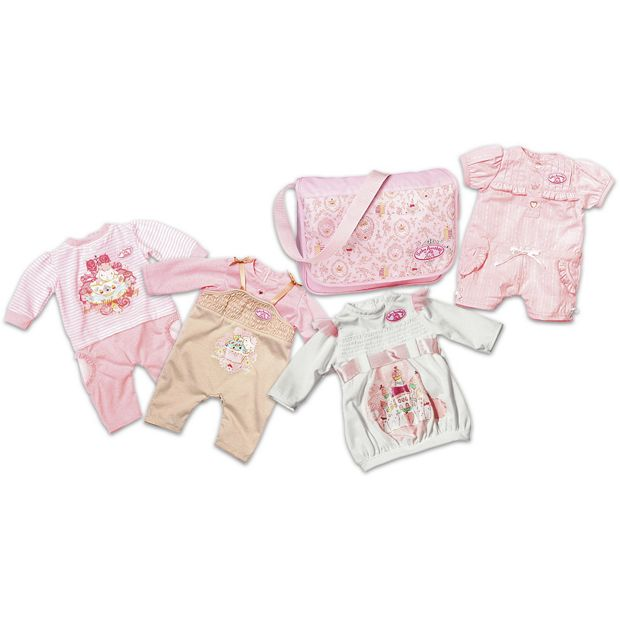 Buy Baby Annabell Outfit Set 4 Pack At Argos Co Uk