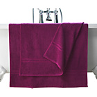 more details on ColourMatch Pair of Bath Towels - Purple Fizz.