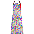 more details on Stamp Collection Multi Coloured Apron.