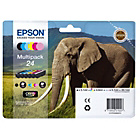 more details on Epson Black/Cyan/Magenta/Yellow Ink Cartridge Multi-pack.