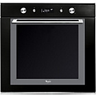 more details on Whirlpool AKZM756NB Single Electric Oven - Black.