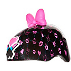 more details on Krash Glamour Print Bike Helmet - Girls'.