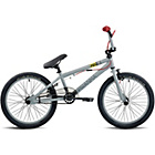 more details on Piranha P123 20W Grey and Yellow BMX Bike - Unisex