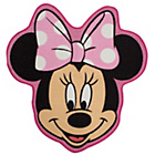 more details on Minnie Mouse Makeover Shaped Rug.