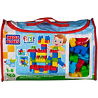 more details on Mega Bloks First Build Deluxe Build Bag.