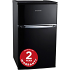 more details on Russell Hobbs RHUCFF48B Under Counter Fridge Freezer - Black