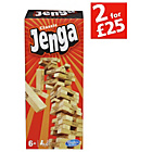 more details on Jenga The Original Board Game from Hasbro Gaming.