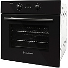 more details on Russell Hobbs RHBMFEO1 Single Electric Oven - Black.