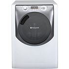 more details on Hotpoint AQ113F497E 11KG 1400 Spin Washing Machine - White.
