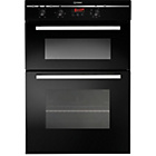 more details on Indesit FIMD23BKS Double Electric Oven - Black.